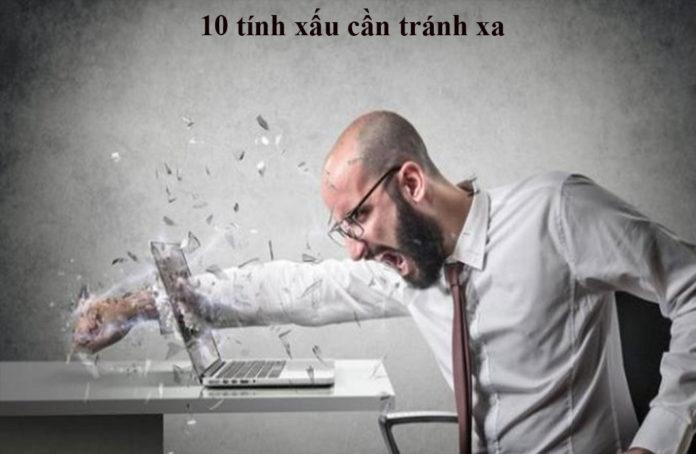 10 tính xấu cần tránh xa để thành công