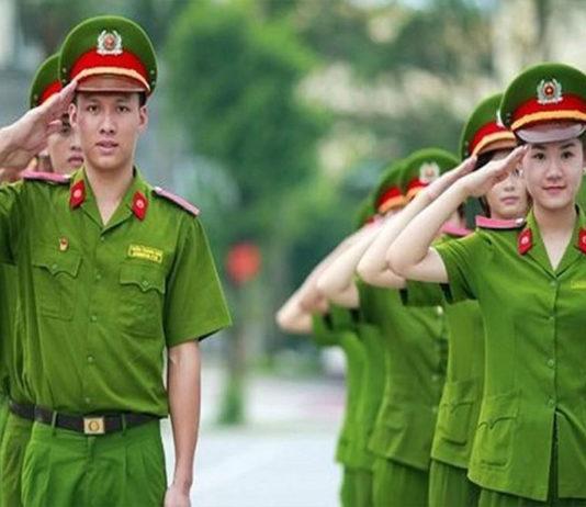 Các trường cảnh sát tốt nhất Việt Nam