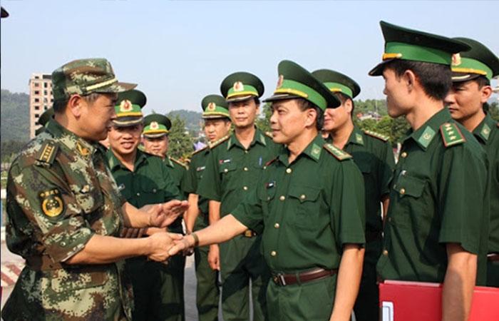 Công an quân đội