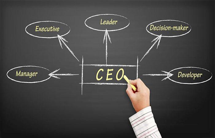 Công việc của một CEO là gì?