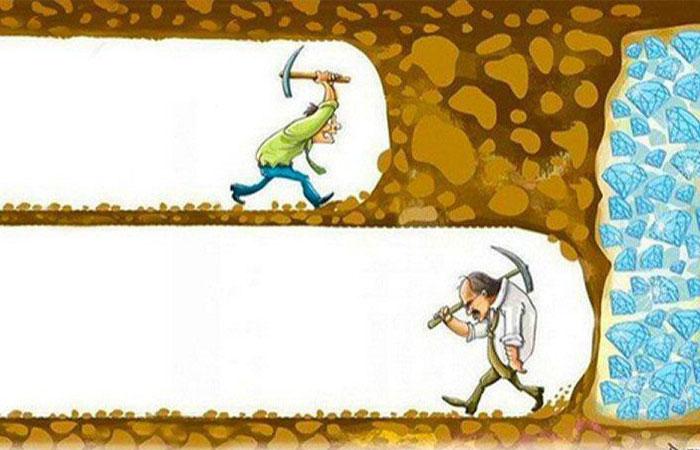 Dễ từ bỏ