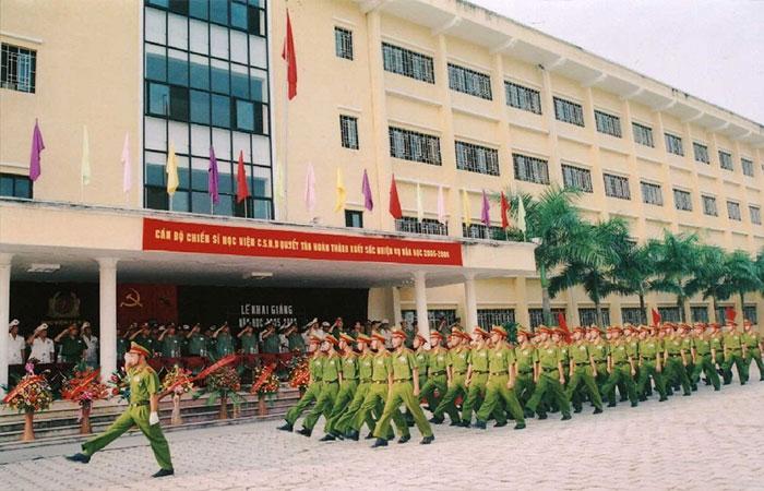 Học viện Cảnh sát nhân dân