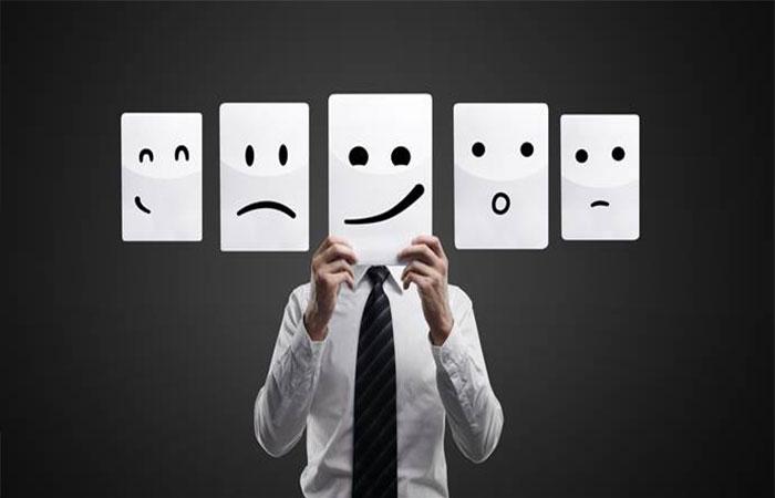 Không thể tự kiểm soát cảm xúc