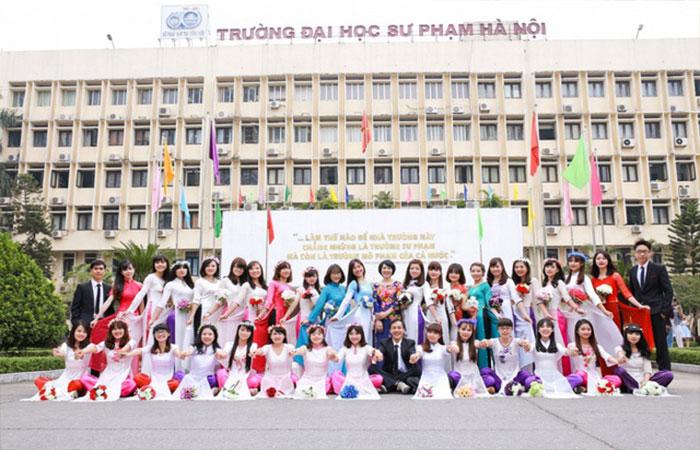 Lý do nên học tại Trường đại học sư phạm Hà Nội