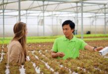 Nghề trồng trọt đang dần được sinh viên hướng đến nhiều hơn