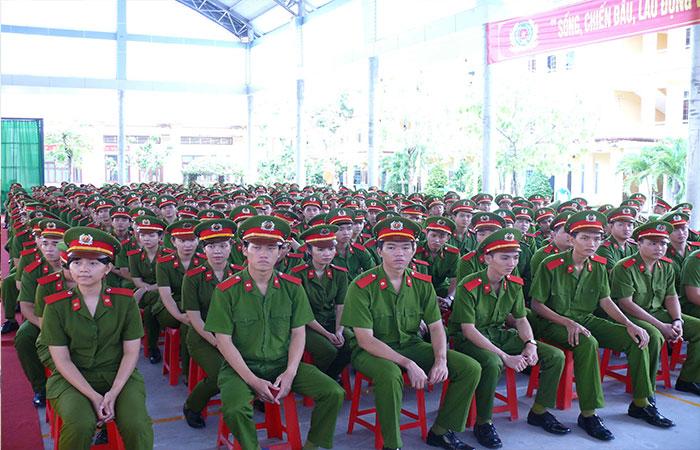 Trường Trung cấp Cảnh sát nhân dân III