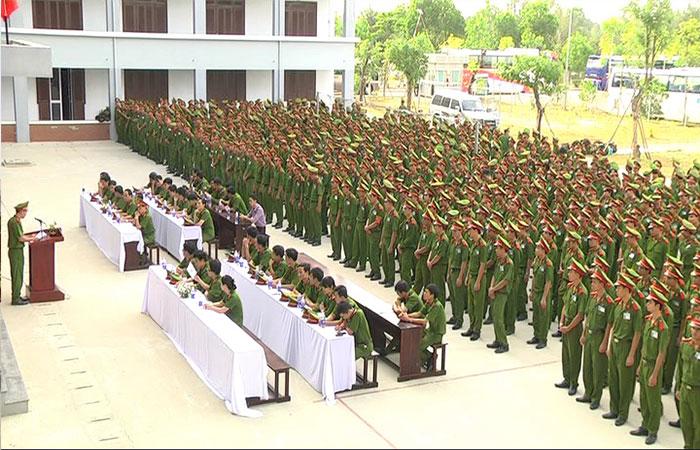 Trường Trung cấp Cảnh sát nhân dân V