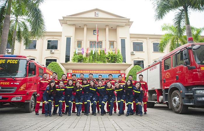Trường Đại học Phòng cháy Chữa cháy