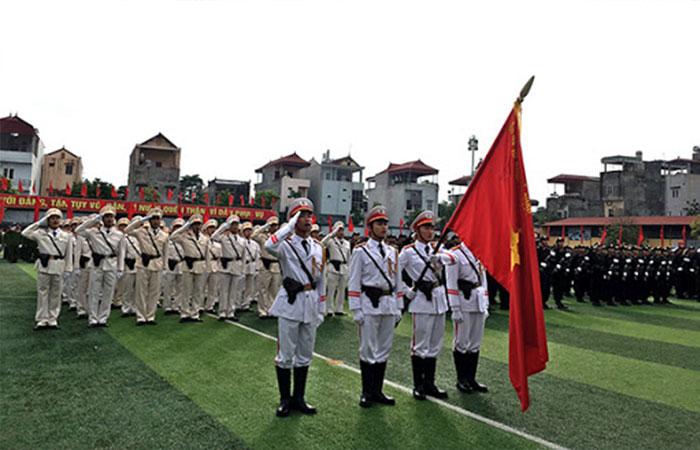 Trường Trung cấp cảnh sát vũ trang