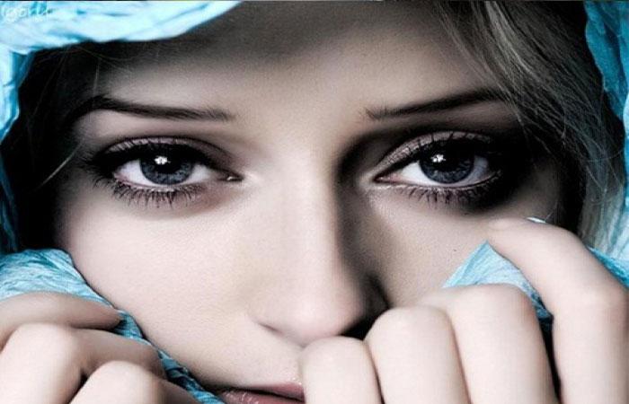 Đôi mắt thể hiện suy nghĩ và cảm xúc
