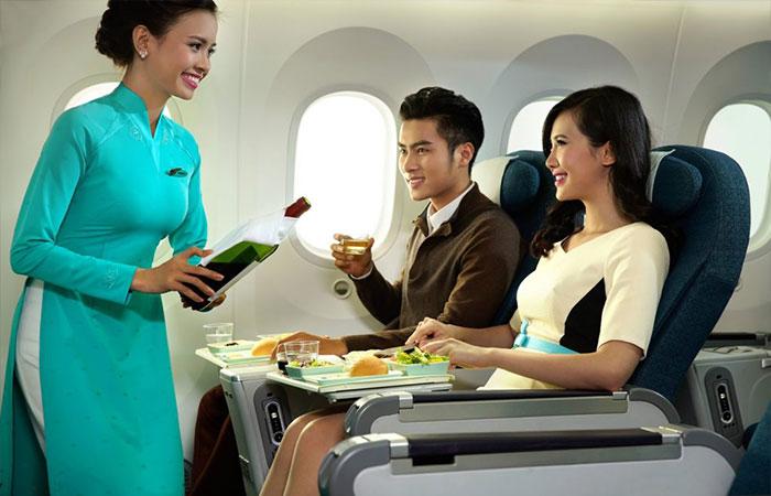 Sự thu hút đối với ngành tiếp viên hàng không