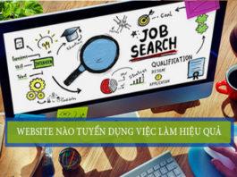 Top 10 trang tìm kiếm việc làm lớn, quy mô và uy tín nhất hiện nay