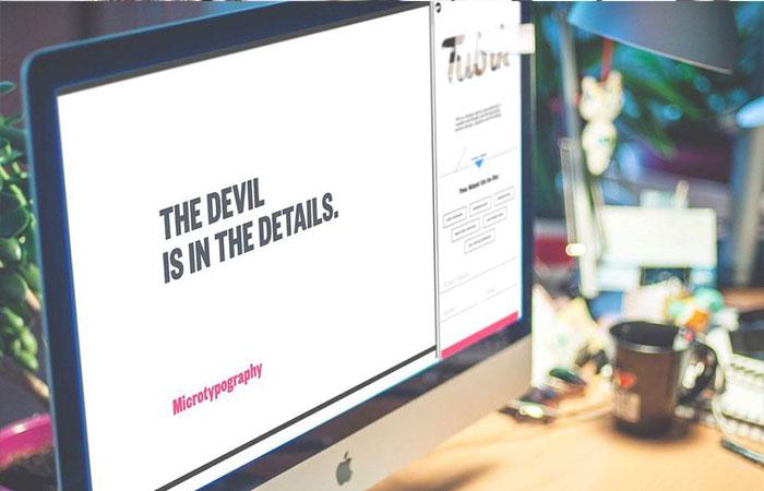 Các kiến thức về Typography