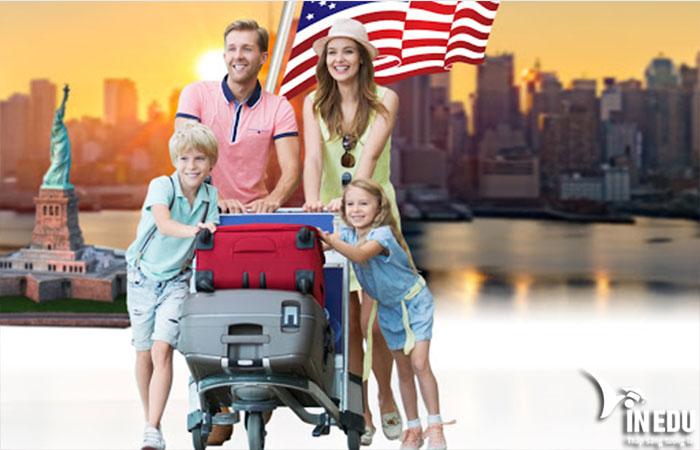 Định cư Mỹ