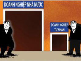 So sánh giữa làm NN và làm công ty tư