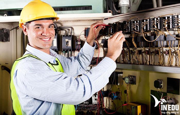 Thợ điện