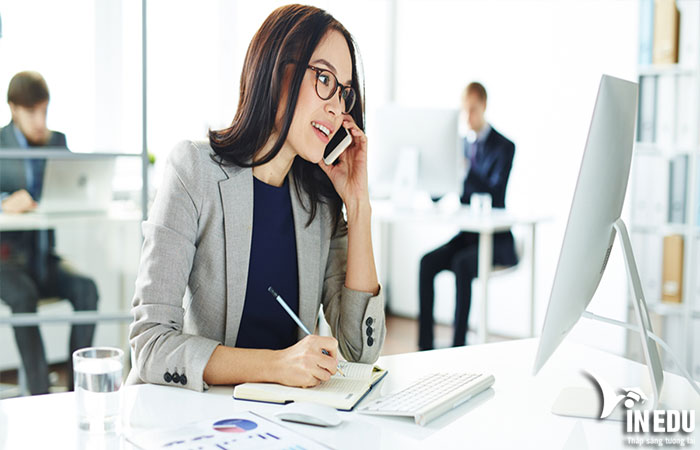 Công việc của nghề văn phòng là gì?