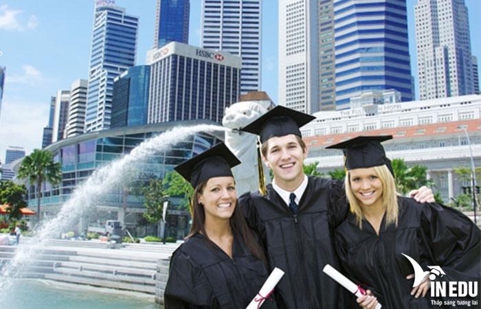 Các học bổng du học Singapore
