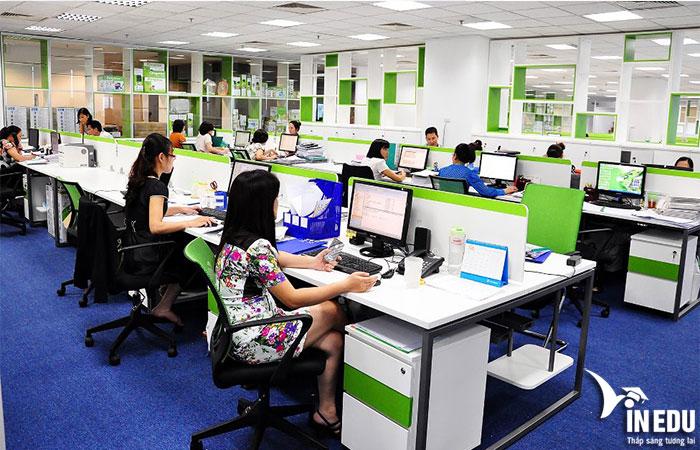 Một số trường đào tạo ngành nghề liên quan nghề văn phòng