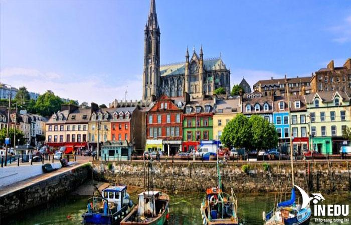 Cơ hội việc làm cao khi du học Ireland