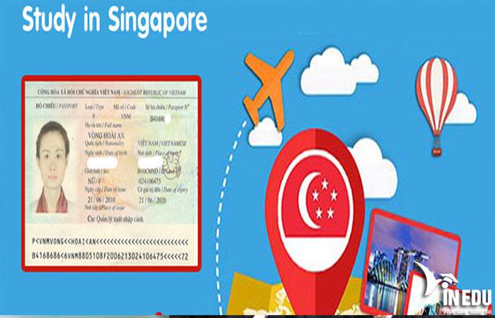 Hồ sơ xin du học Singapore