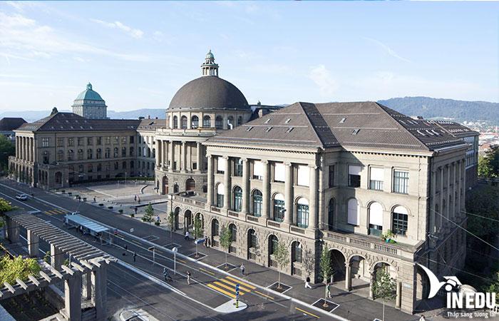 Học bổng ETH Excellence của Viện Công nghệ Zurich