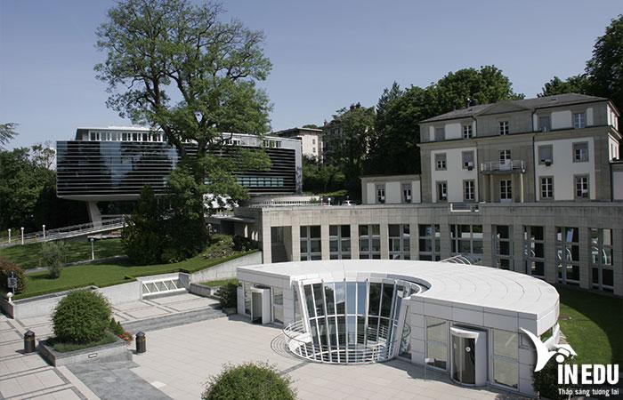 Học bổng MBA tại trường IMD