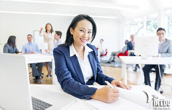 Làm nghề văn phòng cần tố chất gì?