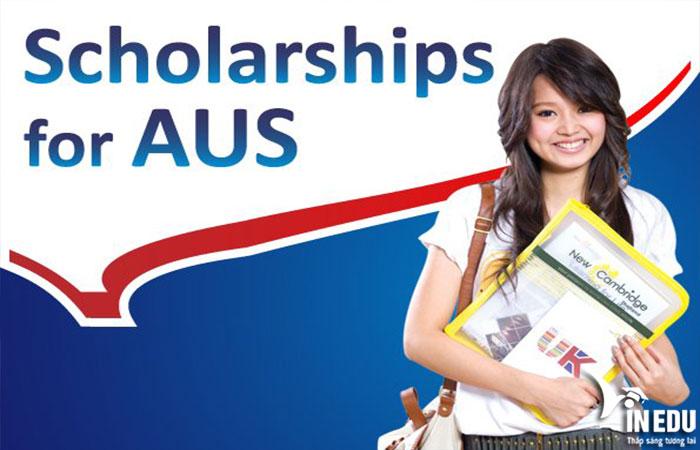Một số học bổng Hot khi du học Úc