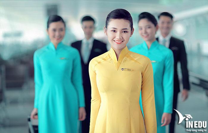 Nghề tiếp viên hàng không