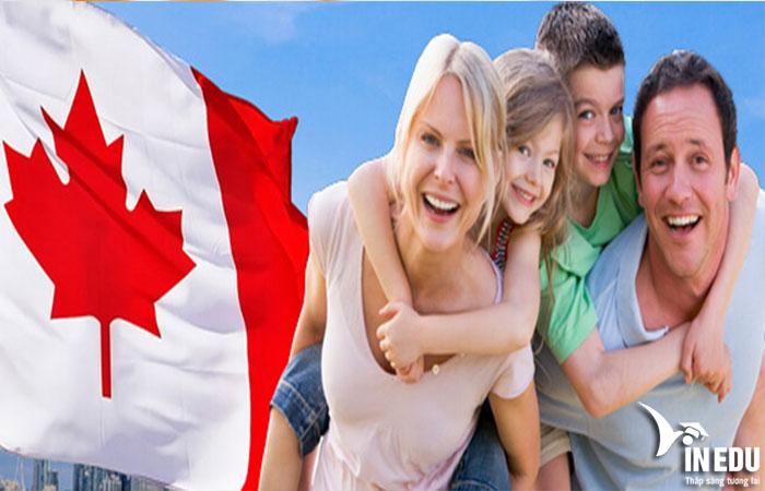 Định cư Canada diện bảo lãnh gia đình