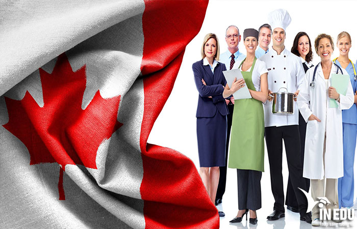 Định cư Canada diện tay nghề