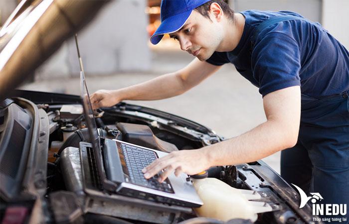 Vì sao nên học nghề kỹ thuật ô tô?