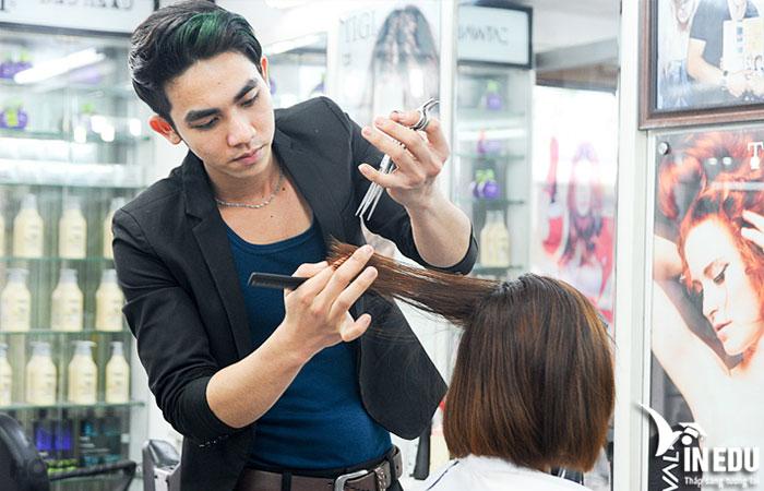 Các tố chất cần có để theo đuổi nghề tạo mẫu tóc