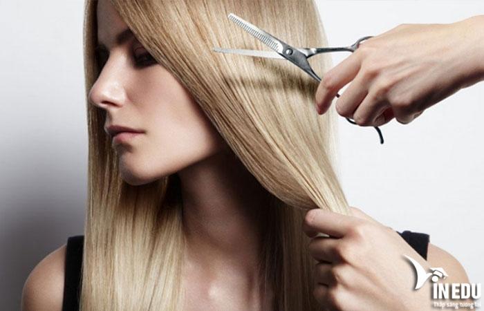 Công việc của một nhà tạo mẫu tóc