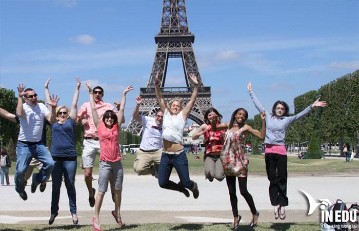 Điều kiện để du học Pháp