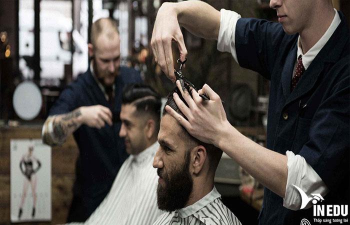 Nghề tạo mẫu tóc làm việc ở đâu?